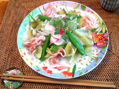 k-2012-5-14-3 小松-料理 サラダ