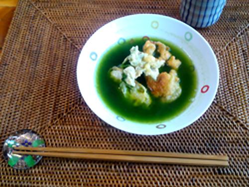 k-2012-5-14-3 小松-料理 春菊だし