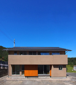 優木の家-250